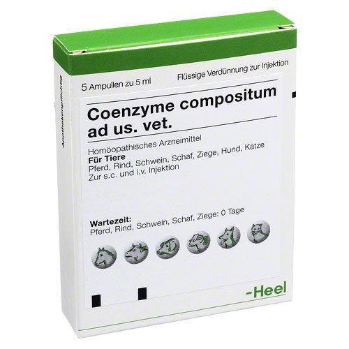 Coenzyme compositum ampullen инструкция