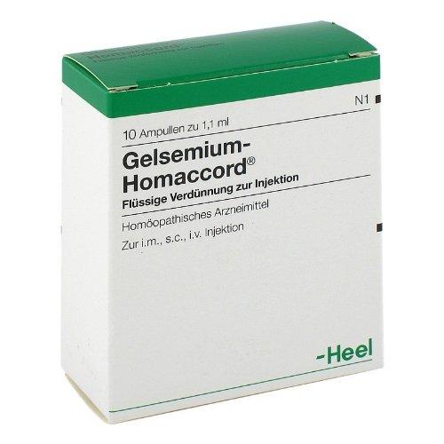 Гельземиум Гомаккорд Хель