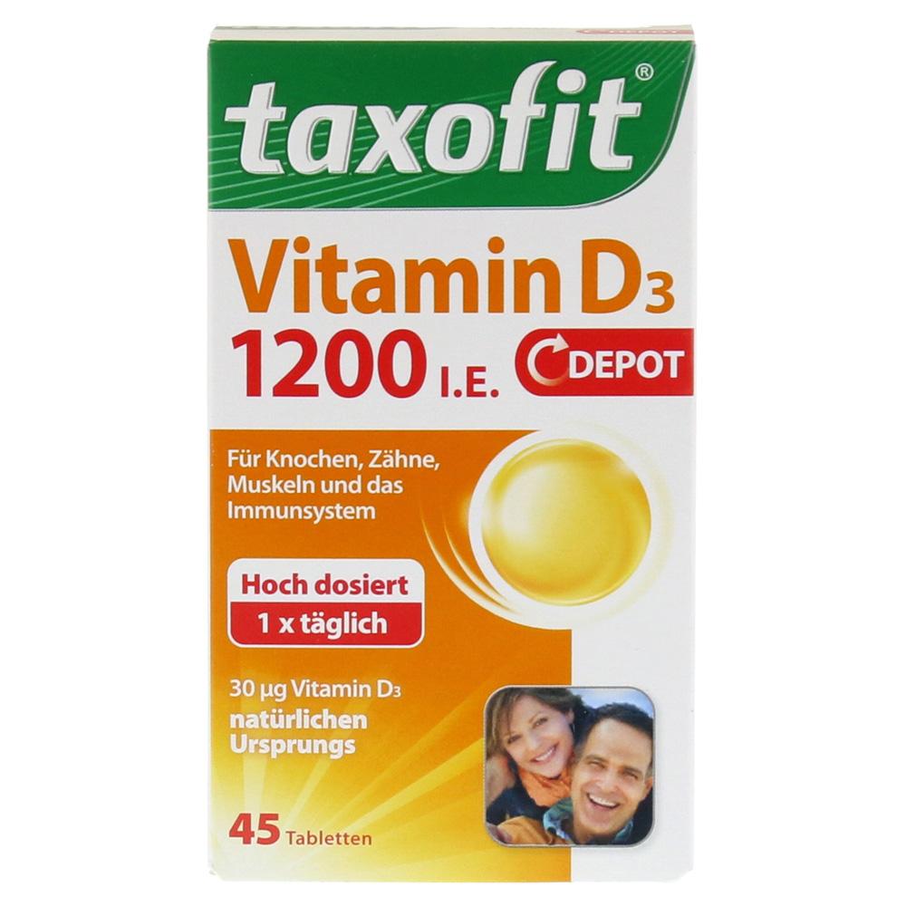 vitamin d3 nahrungsergänzungsmittel test